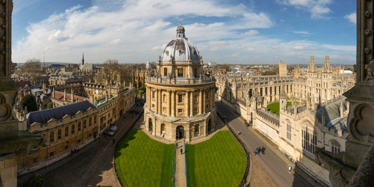Top secondary schools in Oxford for 2019